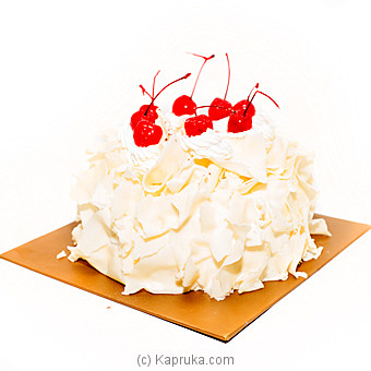 White Forest Cake at Kapruka Online for cakes