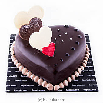 Best Of My Love Chocolate Cake at Kapruka Online for cakes