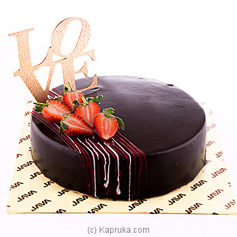 Strawberry Love Choco Chip Cake at Kapruka Online for cakes