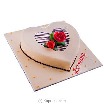 P&S Valentine Cake at Kapruka Online for cakes