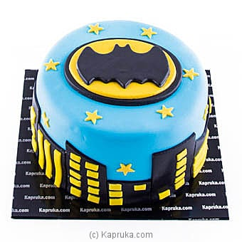 Batman Skyline City at Kapruka Online for cakes