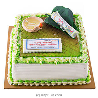 Bread Talk New Year Traditions ribbon cake at Kapruka Online for cakes