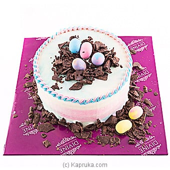 Divine Easter Ribbon Cake at Kapruka Online for cakes