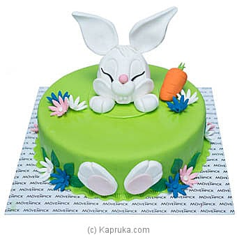Movenpick Easter Bunny Cake at Kapruka Online