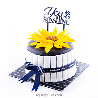 You are My Sunshine ribbon cake at Kapruka Online for cakes