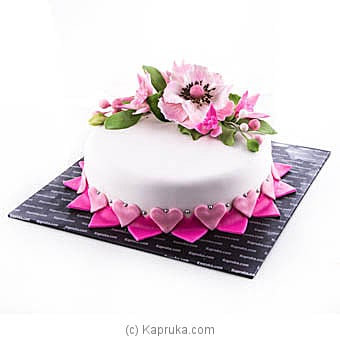 Mom`s Special Ribbon Cake at Kapruka Online for cakes
