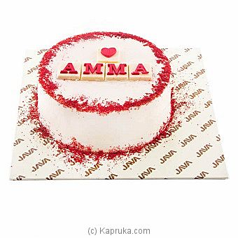 Red Velvet Cheese Cake By Java at Kapruka Online forcakes
