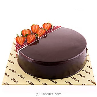 Strawberry Chocolate Chip Cake By Java at Kapruka Online forcakes