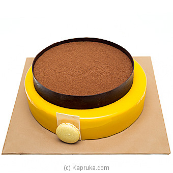 Passion Fruit Almon Cake at Kapruka Online for cakes
