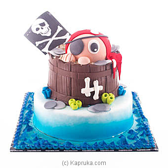 Pirate of the Caribbean at Kapruka Online for cakes