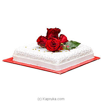 Marble Cake With Parchment Icing By Mahaweli Reach at Kapruka Online forcakes