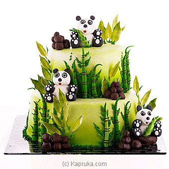 My Little Panda  Ribbon Cake at Kapruka Online for cakes