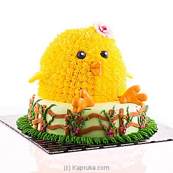 Sweet Little Tweety(Shaped Cake)at Kapruka Online forcakes