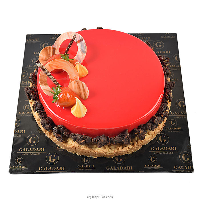 Creamy Raspberry Belgium Torte Cake at Kapruka Online for cakes