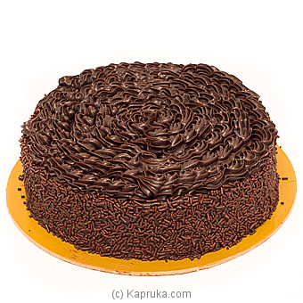 Double Chocolate (2 LB) at Kapruka Online for cakes