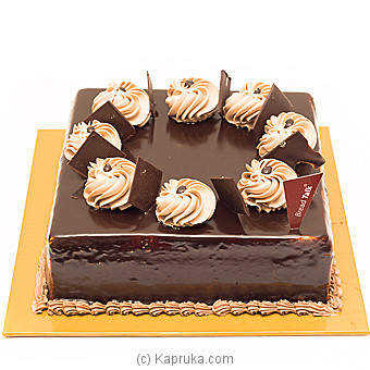 Chocolate Fudge (2 LB)at Kapruka Online forcakes
