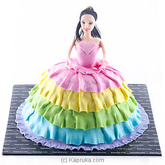 Dollie Dollie at Kapruka Online for cakes