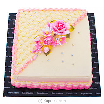 Perfectionist Ribbon Cakeat Kapruka Online forcakes