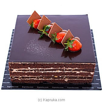 Happy Chocolate Gateauat Kapruka Online forcakes