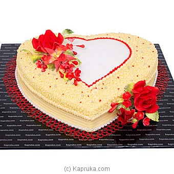 My Romantic Moment Ribbon Cakeat Kapruka Online forcakes