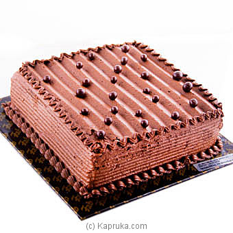 Chocolate Cake - Small - 1lbs at Kapruka Online for cakes