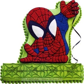 Fab - The Mighty Spideyat Kapruka Online forcakes