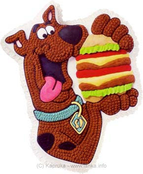 Fab - Scooby-Doo at Kapruka Online for cakes