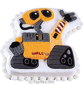 Price Of WALLE Cake