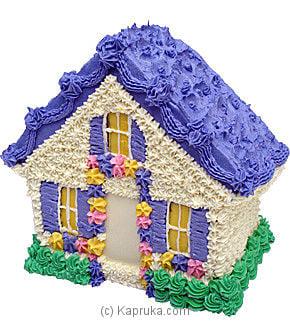 Buy Online Doll House Cake Cake - Kapruka Online Shopping ...