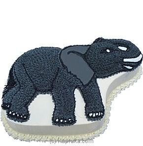 Elephant Cake Online at Kapruka | Product# cake00KA00112