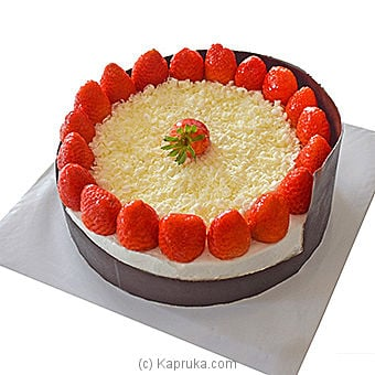 Strawberry Rich Gateaux Online at Kapruka | Product# cake0MAH00100