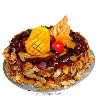 Strawberry Baked Cheese Cake Online at Kapruka | Product# cake0MAH00107