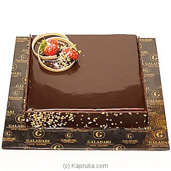 Galadari Chocolate Fudge Cake Online At Kapruka