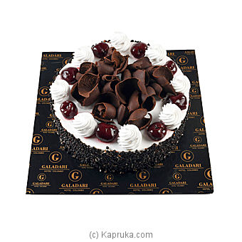 Galadari Black Forest Online at Kapruka | Product# cake0GAL00106