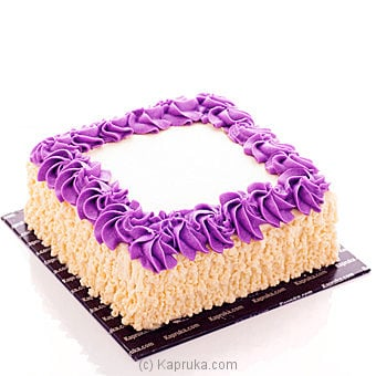 Ribbon Cake 2 Lbs Online at Kapruka | Product# cake00KA00119