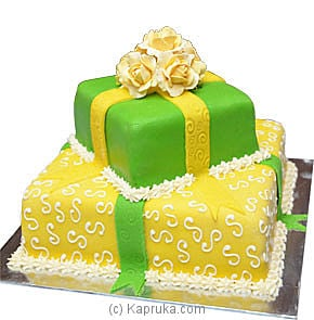 Superb Buy Kapruka Two Layer Ribbon Cake Price In Sri Lanka Cake Kapruka Funny Birthday Cards Online Sheoxdamsfinfo
