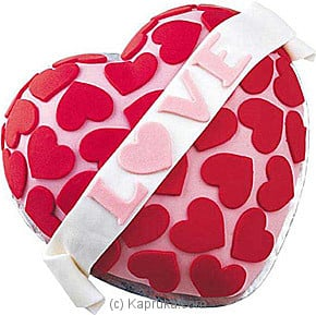 Hearts Of Love Cake Online at Kapruka | Product# cake00KA00146