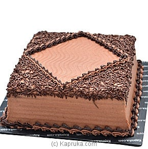 Chocolate Cake 1Lb at Kapruka Online