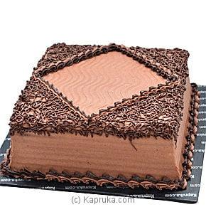 Chocolate Cake 2 Lbs Online at Kapruka | Product# cake00KA00166