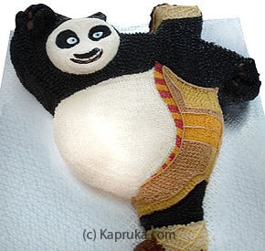 Kung Fu Panda Cake Online at Kapruka | Product# cake00KA00197