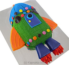 Rocket Cake Online at Kapruka | Product# cake00KA00233