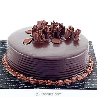 Brownie Cake Online at Kapruka | Product# cake00KA00240