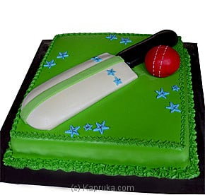 Cricket Game Online at Kapruka | Product# cake00KA00243
