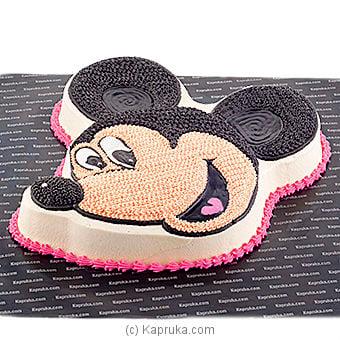 Micky Mouse Online at Kapruka | Product# cake00KA00247