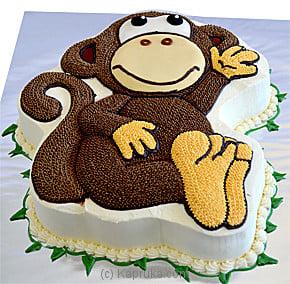 Boots The Monkey Online at Kapruka | Product# cake00KA00272