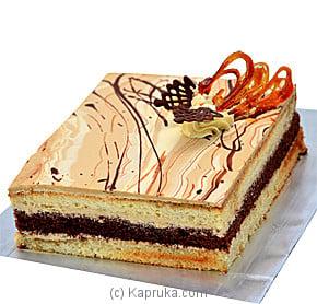 Kapruka Mocha Gateau Online at Kapruka | Product# cake00KA00284