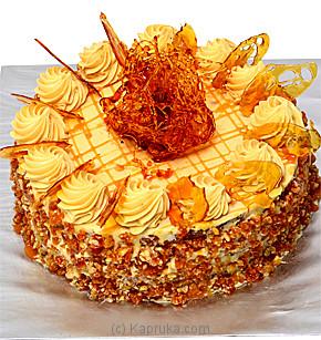 Kapruka Caramel Gateau Online at Kapruka | Product# cake00KA00283
