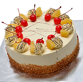 Pineapple Gateau Online at Kapruka | Product# cake00KA00297