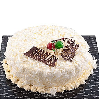 Kapruka White Chocolate Gateau Online at Kapruka | Product# cake00KA00294