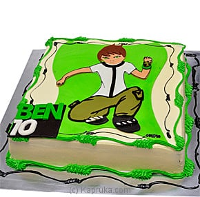Ben Ten Ultimate Online at Kapruka | Product# cake00KA00306
